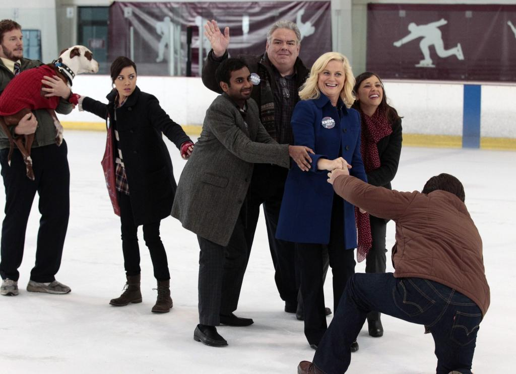 NBC's Parks & Recreation: This is Joy