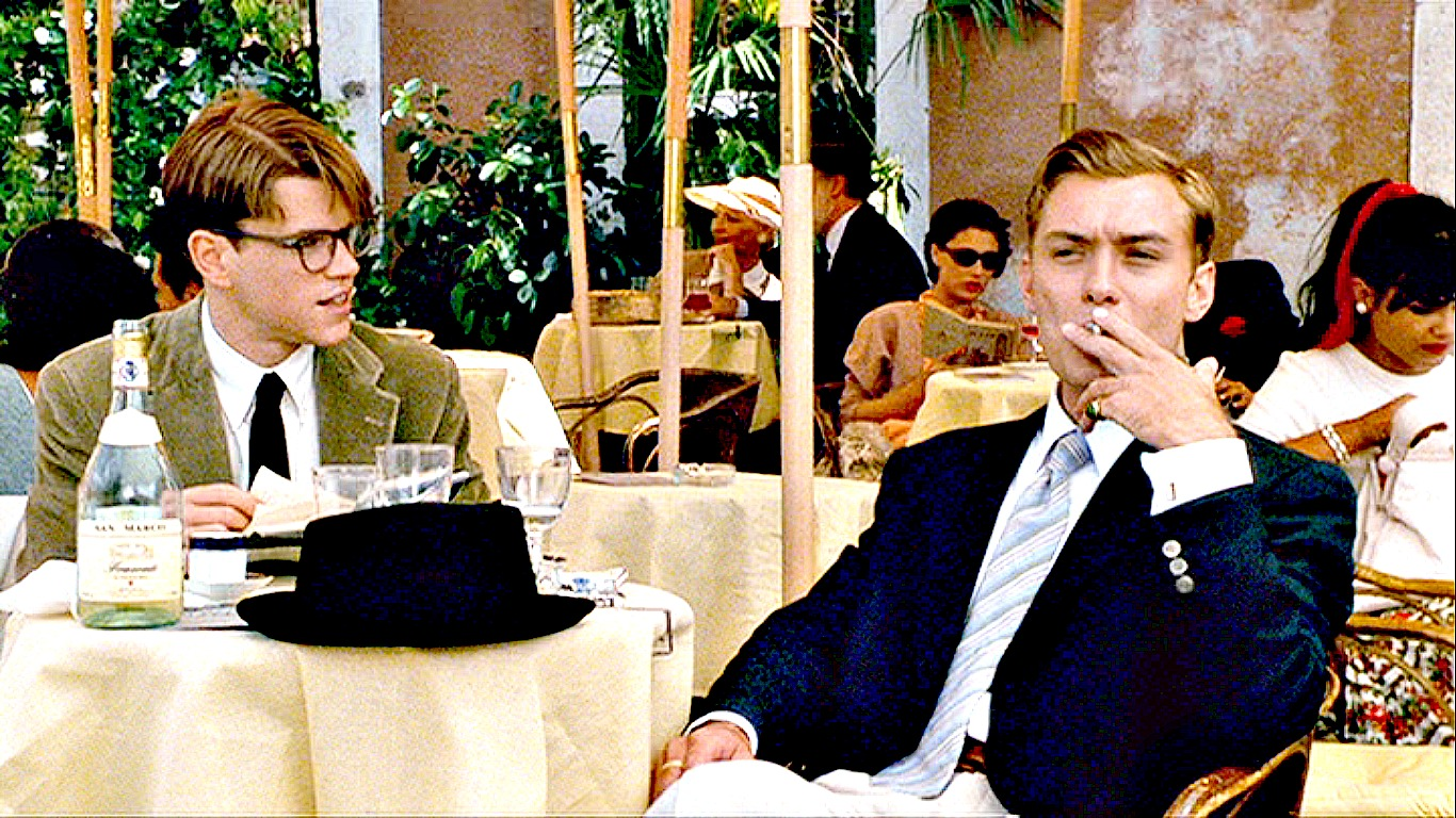 talented mr ripley The talented mr ripley (film) study guide contains a biography of director anthony minghella, literature essays, quiz questions, major themes, characters, and a full summary and analysis.