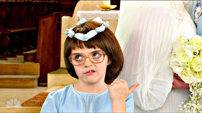Alice as Liz Lemon