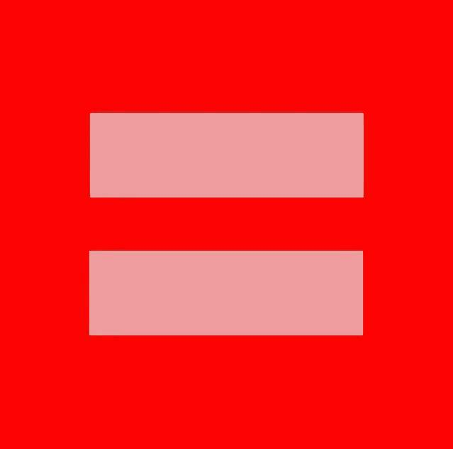 HRC Equal Sign