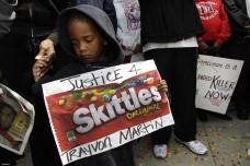 Trayvon Martin, Skittles