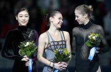 Kim, Sotnikova, Kostner